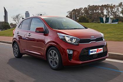Kia Picanto - crete rent a car prices in heraklion