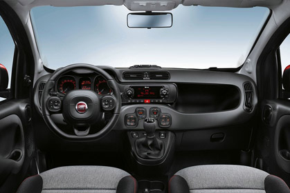 Fiat Panda - rent a car in heraklion port prices