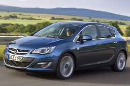 Opel Astra - car rental in heraklion port prices