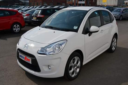 Citroen C3 Automatic- rent a car in crete prices