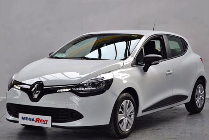 crete car rental prices for a Renault Clio