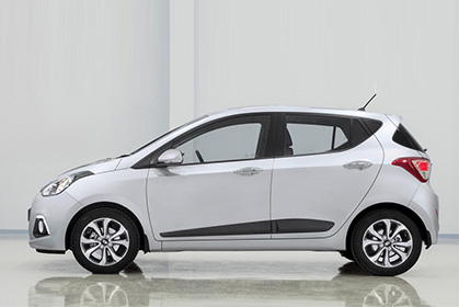 car hire heraklion airport quote Hyundai i10