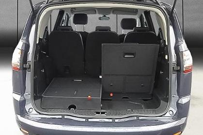 crete car rental prices for a Ford S-Max 7 seats Titanium baggage