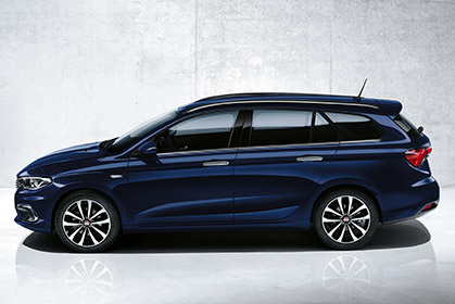 Fiat Tipo SW car hire crete offer