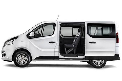 Fiat Talento Diesel - car hire crete prices