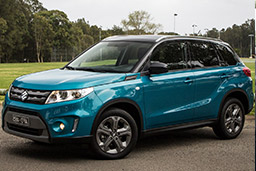Suzuki Vitara - rent a car crete prices