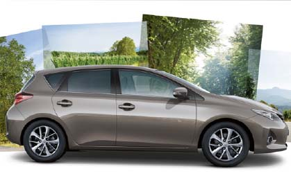 Toyota Auris - car rental prices in crete